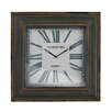 Sterling Industries Large Wall Clock with Frame