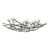 Sterling Industries Metal Nest Candle Holder
