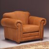 <strong>Omnia Furniture</strong> Sedona Leather Chair
