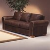 <strong>Scottsdale Leather Sofa</strong> by Omnia Furniture
