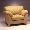 <strong>Nevada Leather Chair</strong> by Omnia Furniture