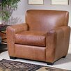 Omnia Furniture Jackson Leather Chair