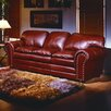 <strong>Torre Leather Sofa</strong> by Omnia Furniture
