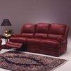 Morgan Leather Reclining Sofa