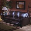 <strong>Mirage Leather Sofa</strong> by Omnia Furniture