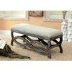 Hokku Designs Vernona Upholstered Entryway Bench