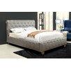 Hokku Designs Extravaganza Platform Bed with Bluetooth Speakers