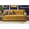 Hokku Designs Johannes Premium Damask Sofa