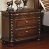 <strong>Hokku Designs</strong> Bautini 2 Drawer Nightstand