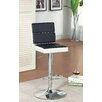 Hokku Designs Geminette Adjustable Height Bar Stool