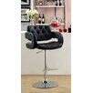 "<strong>Hokku Designs</strong> Lesticia 25.25"" Adjustable Swivel Bar Stool"