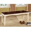 Hokku Designs Primrose Country Wood Bench