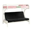 Hokku Designs Prism Twin Over Futon Bunk Bed