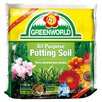 <strong>ASB Greenworld</strong> All Purpose Potting Soil With Nine Month Fertilizer (6/Box)