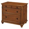 Antigua 2-Drawers  File