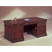 "DMI Office Furniture Rue De Lyon 66"" W Executive Desk"