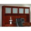 "DMI Office Furniture Summit-Reed 42"" H x 72"" W Desk Hutch"