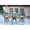 <strong>Kingston 3 Piece Dining Set</strong> by Meadow Decor