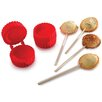 Norpro Plastic Pie Pop Mold (Set of 2)
