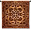 Fine Art Tapestries Geometric Iron Work by Acorn Studios Tapestry