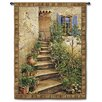 Fine Art Tapestries Classical Tuscan Villa II Small by Roger Duvall, Roger Tapestry