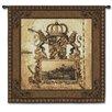 Fine Art Tapestries Classical Terra Nova I by LIz Jardine Tapestry