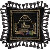 Fine Art Tapestries La Bella Pillow