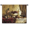 Fine Art Tapestries Classical Italian Feast by Loran Speck Tapestry