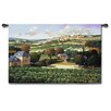 <strong>Fine Art Tapestries</strong> Classical Vineyards of Provence by Max Hayslette Tapestry