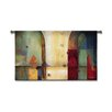 Fine Art Tapestries Abstract Orchestration by Don Li-Leger Tapestry