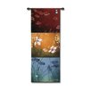 <strong>Fine Art Tapestries</strong> Abstract Aura BW by Don Li-Leger Tapestry