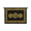 Fine Art Tapestries Classical Medallion by Helen Vladykina Tapestry