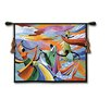 Fine Art Tapestries Classical Skydancer by Don Li-Leger Tapestry