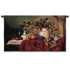Fine Art Tapestries Classical Tavola Decapris by Di Giacomo Tapestry