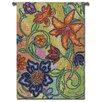 <strong>Fine Art Tapestries</strong> Abstract Garden Party Mosaic by Acorn Studios Tapestry