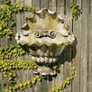 <strong>Shell Opera Planter Garden Wall Decor</strong> by OrlandiStatuary