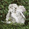 <strong>Angels Cupid with Quiver Statue</strong> by OrlandiStatuary