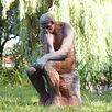 OrlandiStatuary Thinker by Rodin Statue