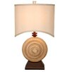 "Van Teal Ring Olivia 29.5"" H Table Lamp with Drum Shade"