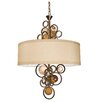 <strong>Free Wheeling La Folia 6 Light Chandelier</strong> by Van Teal