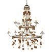 Van Teal Legacy Couples Guide 12 Light Chandelier