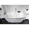 """Aquatica Alex Freestanding 67"""" x 35.25"""" Soaking Tub"""