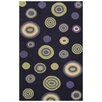 Noble House Decor Purple Area Rug
