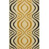 Noble House Cologne Gold Area Rug