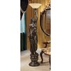 Design Toscano Goddess Hestia Sculptural Floor Lamp