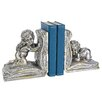 Design Toscano Heaven's Scholars Sculptural Cherub Bookends (Set of 2)
