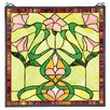 <strong>Design Toscano</strong> Nouveau Lily Window
