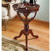 Design Toscano Admiral Court End Table