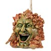 Design Toscano Laughing Greenman Hanging Birdhouse