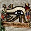 Design Toscano Egyptian Eye of Horus Wall Décor